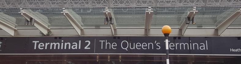 The Queen's Terminal.
