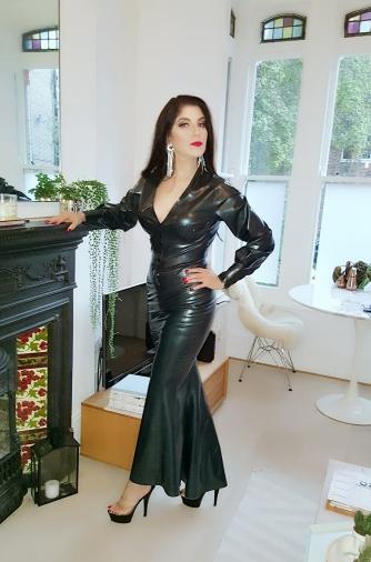 Femdom Ball Outfit